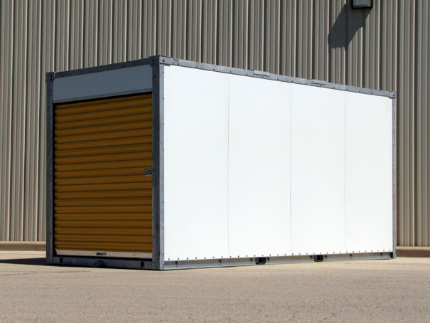 Storage Units vs Storage Containers